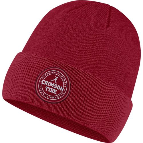 Nike Alabama Crimson Tide Rivalry Beanie Hat (Crimson)
