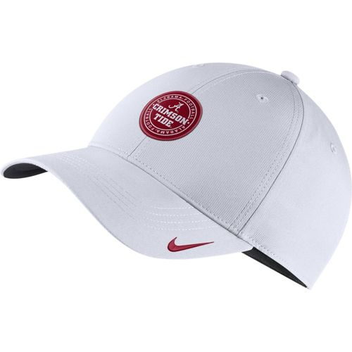 Nike Alabama Crimson Tide Legend 91 Rivalry Adjustable Hat (White)