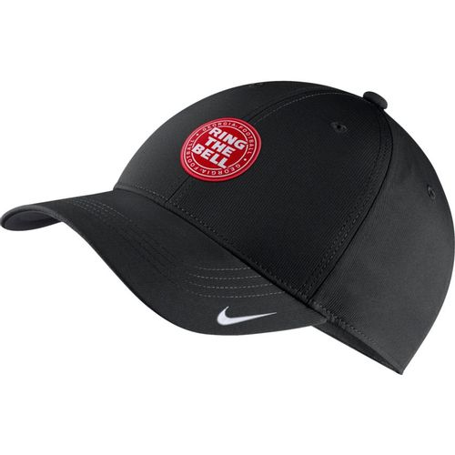 Nike Georgia Bulldogs Legend 91 Rivalry Adjustable Hat (Black)