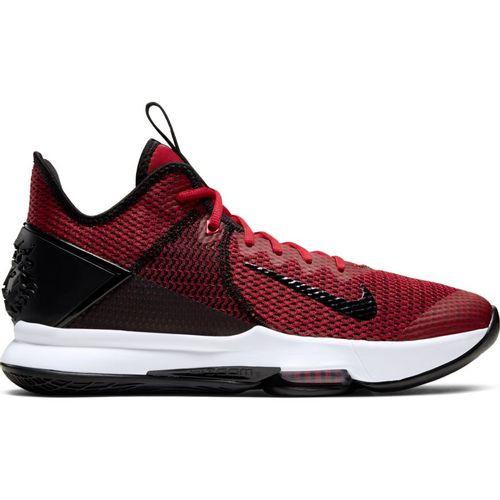Men's Nike Lebron Witness IV (Black/Red)