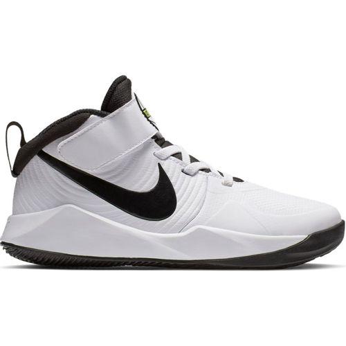Pre School Nike Team Hustle D9 (Blue/Silver)