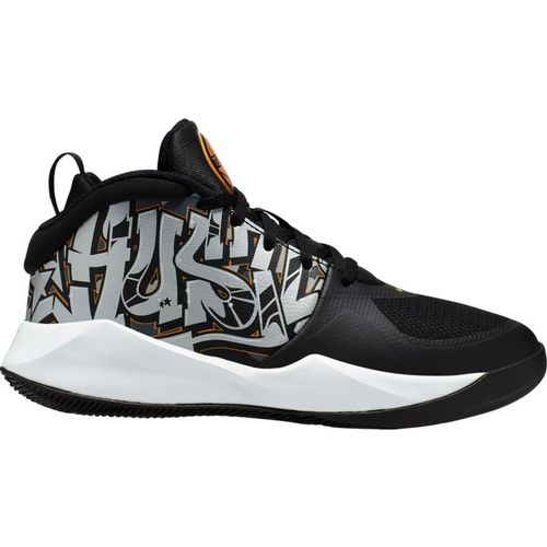 Grade School Nike Team Hustle D9 (Black)