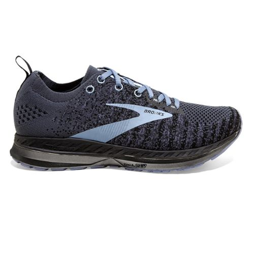 Women's Brooks Bedlam 2 (Black/Grey)