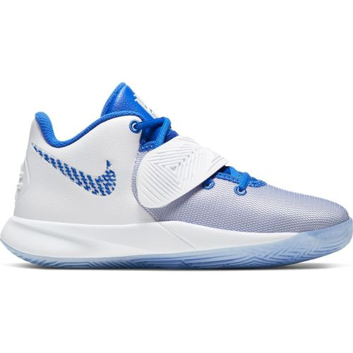 Grade School Nike Kyrie Flytrap 3 (White/Royal)