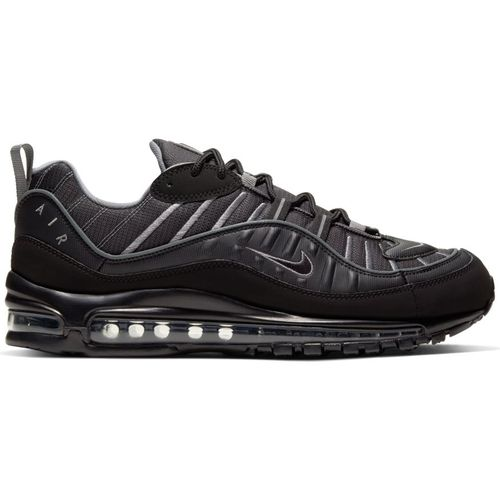 Men's Nike Air Max 98 (Black/Black)
