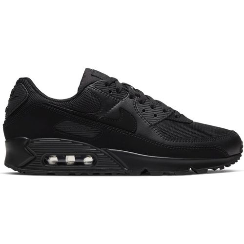 Men's Nike Air Max 90 (Black/Black)