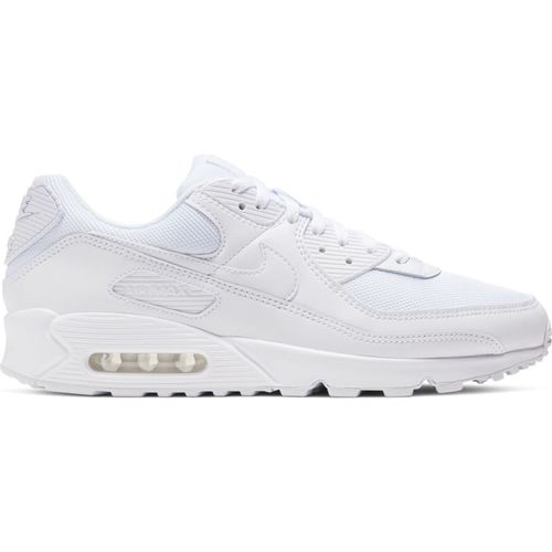 Men's Nike Air Max 90 (White/White)
