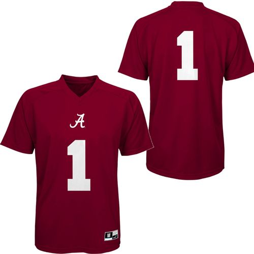 Kid's Alabama Crimson Tide Preform T-Shirt (Crimson)