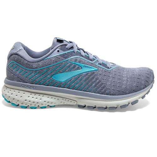 Women's Brooks Ghost 12 (Tempest/Blue)