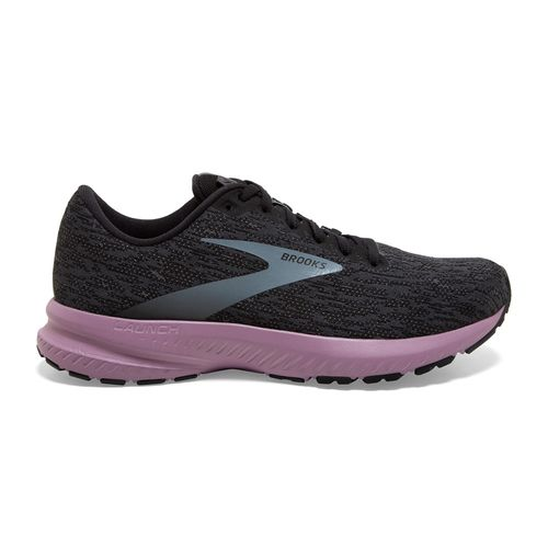 Women's Brooks Launch 7 (Black/Ebony)