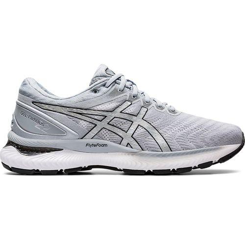 Men's Asics GEL-Nimbus 22 (White/Silver)