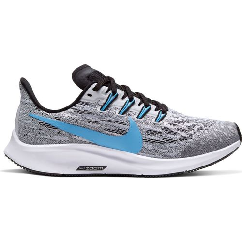 Grade School Nike Air Zoom Pegasus 36 (White/Blue)
