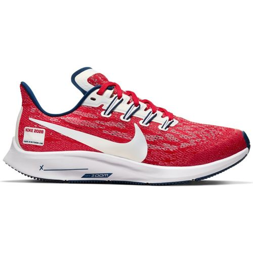 Grade School Nike Air Zoom Pegasus 36 (Red/Multi)
