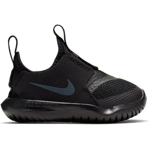 Toddler Nike Flex Runner (Black/Anthracite)