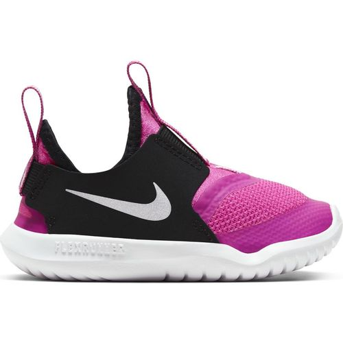 Toddler Nike Flex Runner (Fuchsia/Metallic)