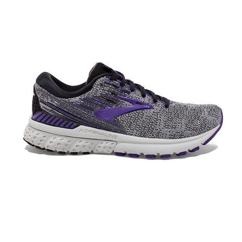 Women's Brooks Adrenaline GTS 19 (Black/Purple)