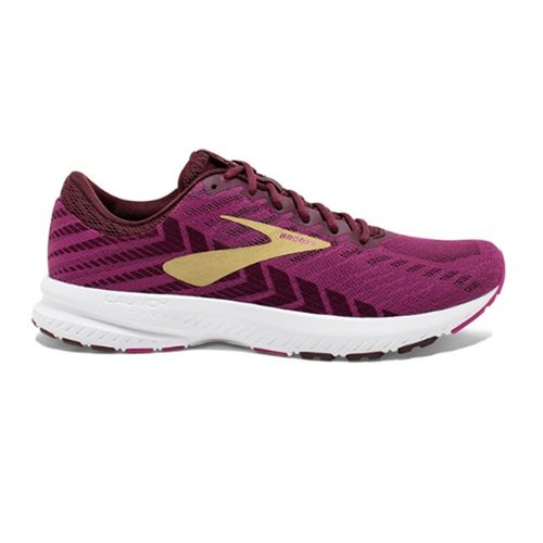 Women's Brooks Launch 6 (Astra/Fig)