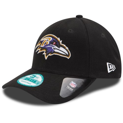 New Era Baltimore Ravens The League Adjustable Hat (Black)