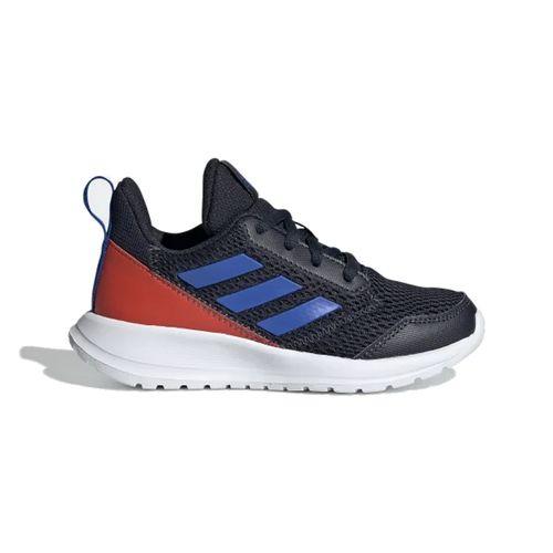 Grade School Adidas Alta Run (Ink/Blue)