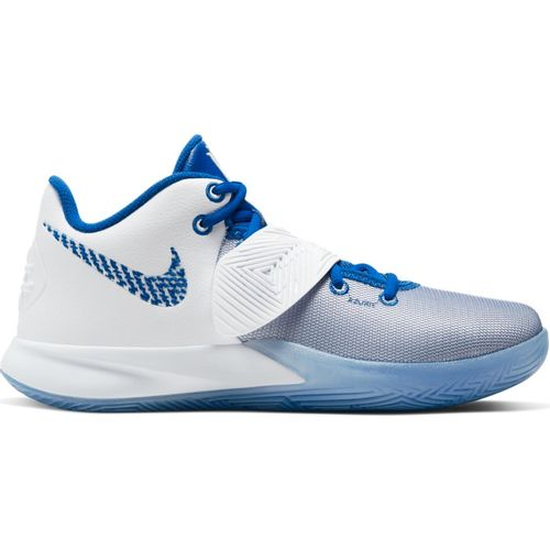 Men's Nike Kyrie Flytrap 3 (White/Royal)