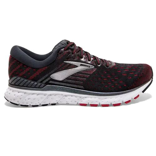 Men's Brooks Transcend 6 (Black/Ebony)