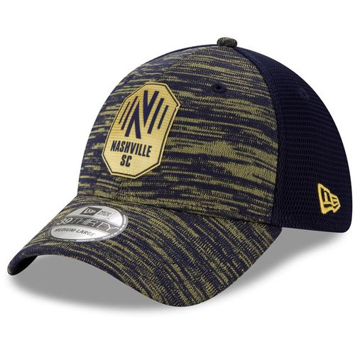 New Era Nashville Soccer Club On Field Hat (Navy/Gold)