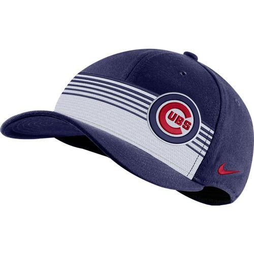 Nike Chicago Cubs Classic99 Stripe Hat (Blue)