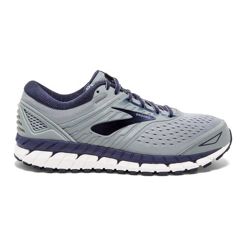 Men's Brooks Beast 18 Extra Wide (Grey/Navy)