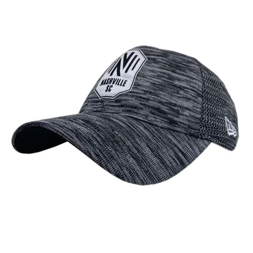 New Era Nashville Soccer Club 9TWENTY Adjustable Hat (Black)