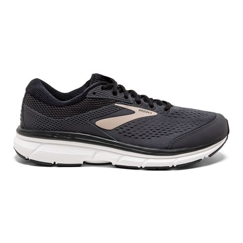 Men's Brooks Dyad 10 (Grey/Black)