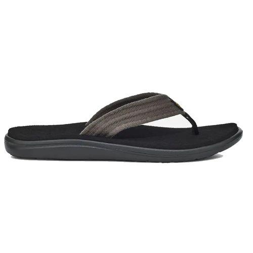 Men's Teva Voya Canvas Flip Sandal (Drizzle)