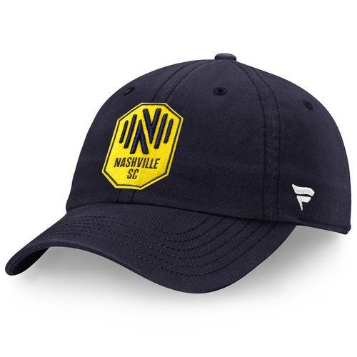 Fanatics Nashville Soccer Club Component Adjustable Hat (Navy)