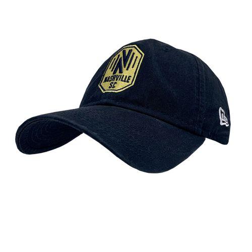 New Era Nashville Soccer Club 9TWENTY Adjustable Hat (Navy)