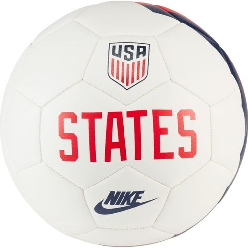 Nike U.S. Prestige Soccer Ball (White/Red/Blue)