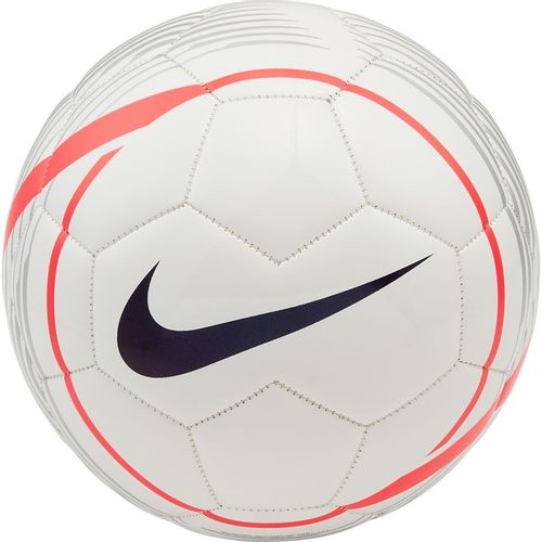 Nike Phantom Venom Soccer Ball (White/Crimson)