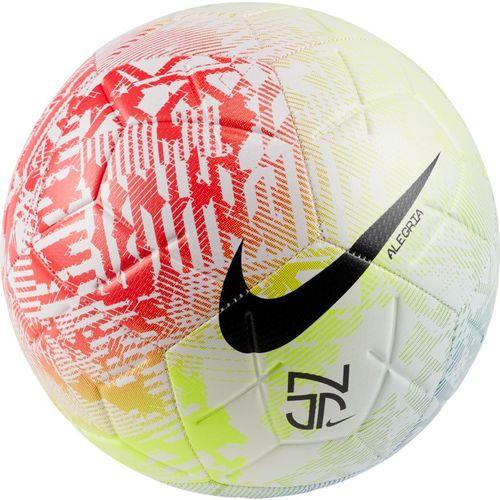 Nike Neymar Jr. Strike Soccer Ball (White/Volt/Red)
