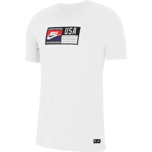 Men's Nike USA Voice T-Shirt (White)