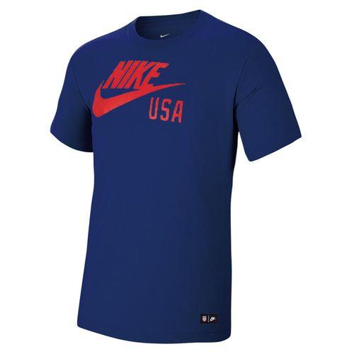 Men's Nike USA Ground T-Shirt (Loyal Blue)