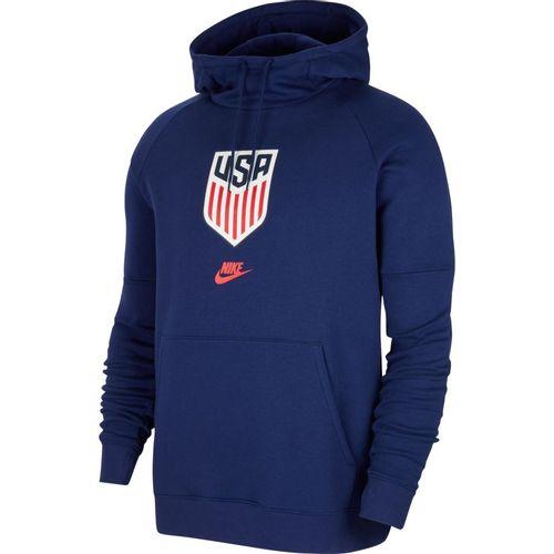 Men's Nike USA Hooded Fleece (Loyal Blue)