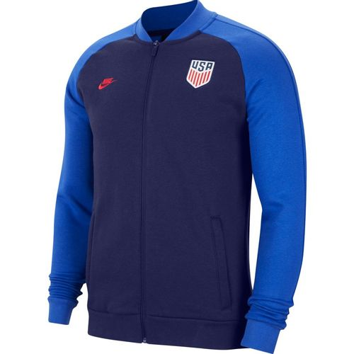 Men's Nike USA Track Jacket (Loyal Blue)