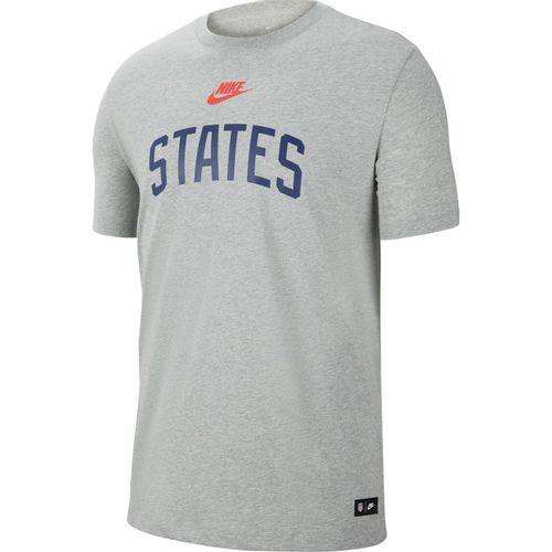 Men's Nike USA States T-Shirt (Dark Grey)