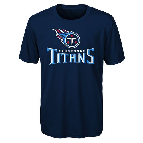 Youth Tennessee Titans Perfect T-Shirt (Navy)