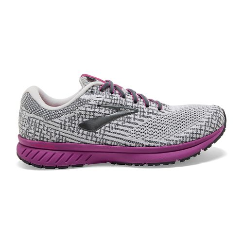 Women's Brooks Revel 3 (Grey/Primer)