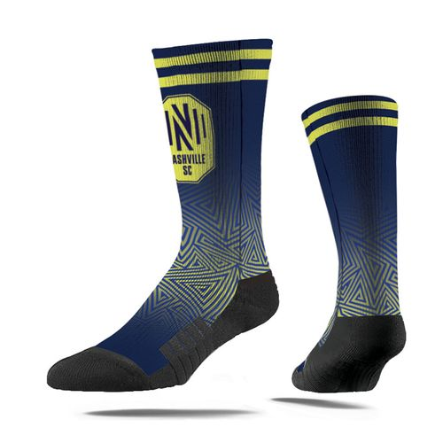 Nashville Soccer Club Comfy Sock (Navy)