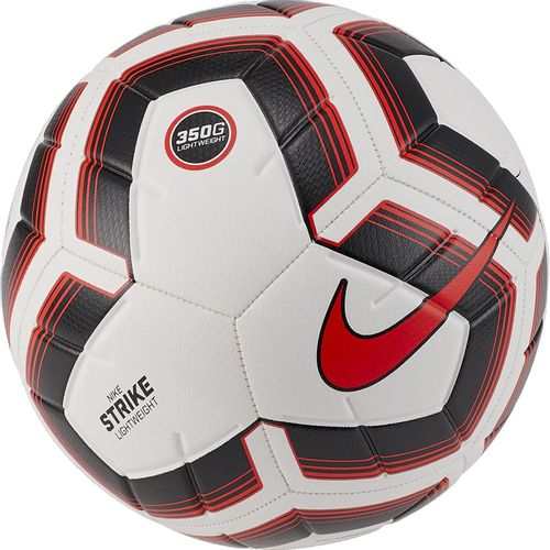 Nike Strike Team Soccer Ball (White/Black)