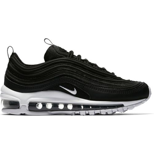 Grade School Nike Air Max 97 (Black/White)