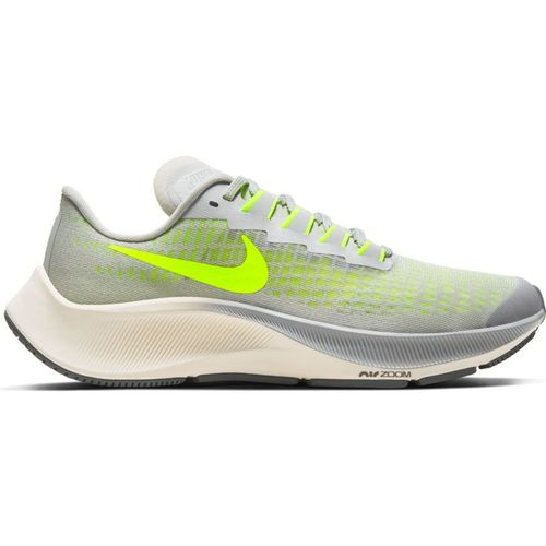 Grade School Nike Air Zoom Pegasus 37 (Grey Fog/Volt)