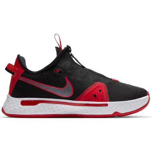 Men's Nike PG 4 (Black/Red)