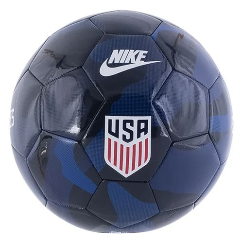 Nike U.S. Supporters Soccer Ball (Obsidian/Blue)
