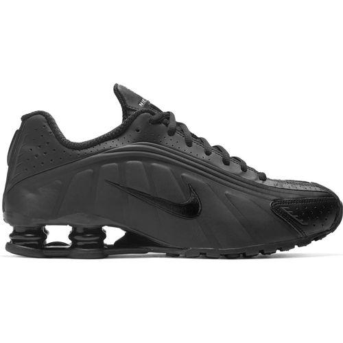 Men's Nike Shox R4 (Black/Black)